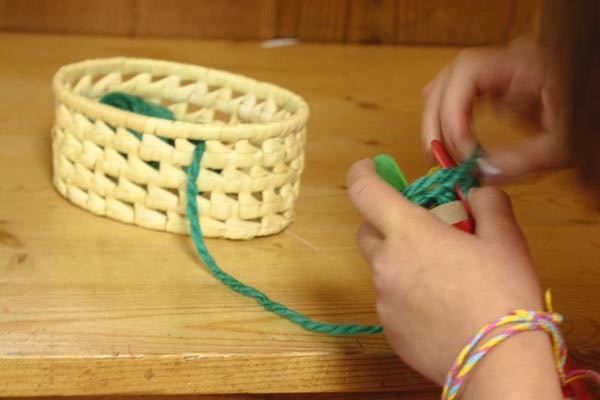 French Knitting This Practical Life