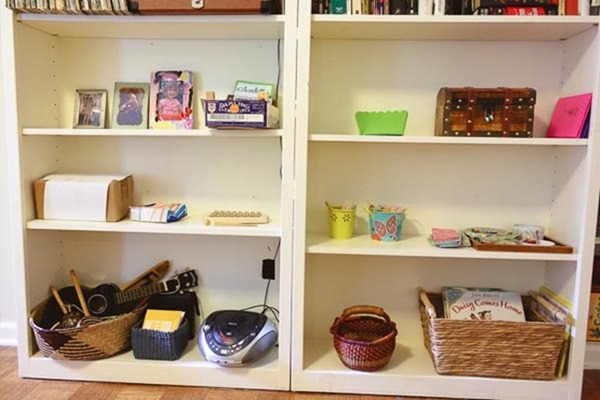 toy storage my montessori corner montessori works blog