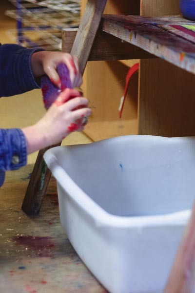 Meaningful Sensory Experiences In The Montessori Classroom