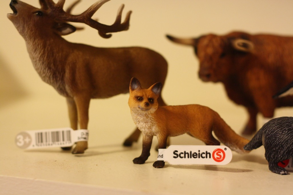 Schleich animals of Europe giveaway | montessori works