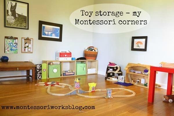 Toy Storage My Montessori Corners This Practical Life
